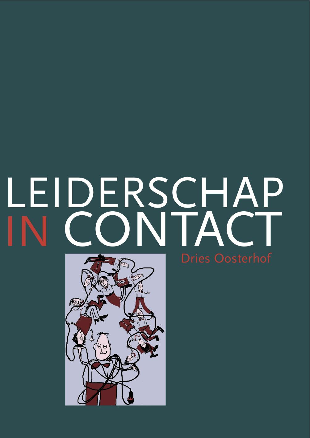 leiderschap in contact boekcover