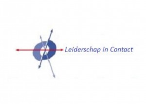 Logo Leiderschap in Contact